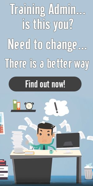 Training Management Software Long Ad Front Page