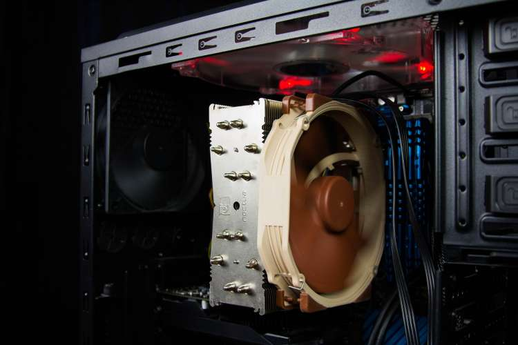 Build your own hot, cool PC