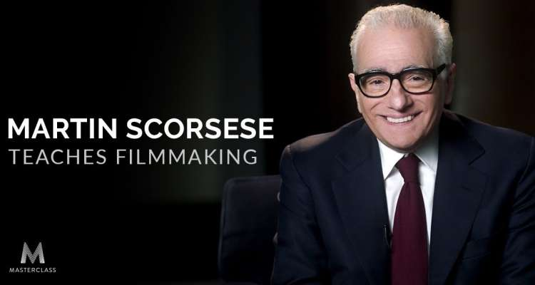 Learn filmmaking from some guy called Scorsese